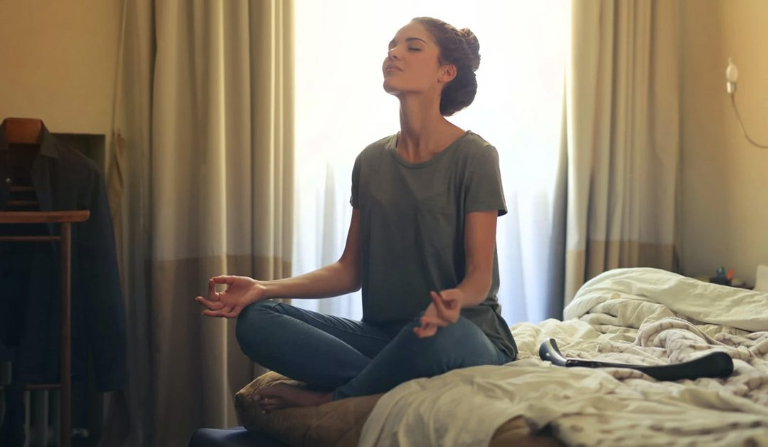 How to Meditate ON Something?